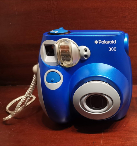 Camara Fotos Instantanea Polaroid 300