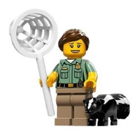Lego Mini Figuras #71011