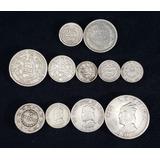 Monedas De Plata Y Otras