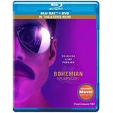 Bohemia Rhapsody 2018 Blu Ray