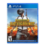 Playerunknown's Battlegrounds Ps4 Usado