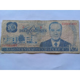 Billete Antiguo De Costa Rica, Rema