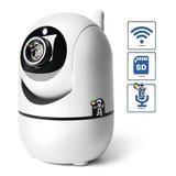 Camara Domo Wifi Auto Seguimiento Vigilancia Microfono Ip