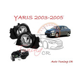 Halogenos Toyota Yaris / Echo 2003-2005 Sedan