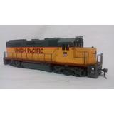 Tren Eléctrico, Locomotora Diésel Union Pacific, Escala Ho