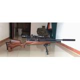 Rifle De Aire, Bsa Scorpion Se, .177