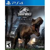 Jurassic World Evolution Playstation 4