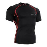 Camiseta De Compresión Para Deportes Marca Baleaf Ro005
