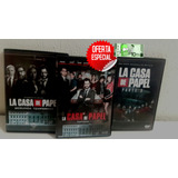 Tv Casa Papel Dvd Español