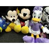 Peluche Minnie Y  Mickey  De 50 Cm  Y  80 Cm Hay Precios