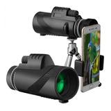 40x60 Hd Monocular Day&night Vision Dual Focus Telescope Pri