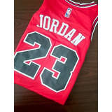 Camiseta Nba De Los Bulls & Michael Jordan