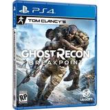 Tom Clancy's Ghost Recon Breakpoint Nuevos Y Fisicos Sellado