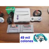Snes , Nes , Sega , Juegos , Accesorios Y Mas