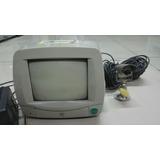 Camara Con Leds De Vigilancia Y Monitor Usado Cod3027 Asch