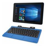 Tablet Rca Cambio 10.1  2en1 32gb Windows 10 Intel Z8350 Azu