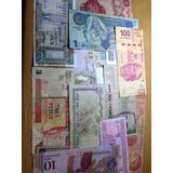 Billetes Internacionales 500 Colones La Unidad Jmg
