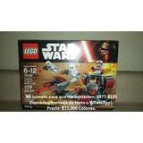 Juguete Figura Lego Star Wars Set Galactic Empire Original