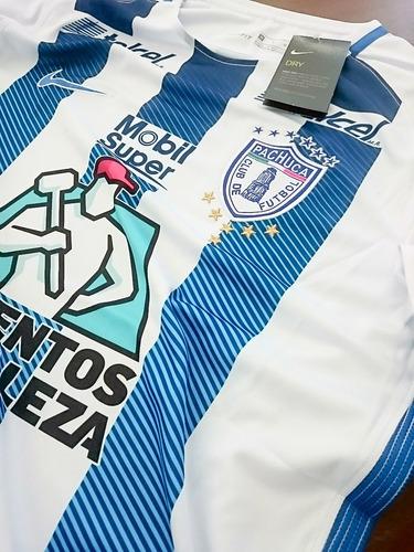 Camiseta Del Pachuca