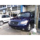 Hyundai Santa Fe Santa Fe 7 Pasajeros Recibo!! 4x4 Diesel!