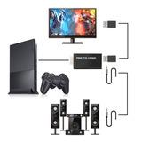 Adaptador Playstation 2 Play 3 A Hdmi Video Y Audio 3.5