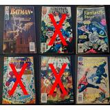 Revistas Comics Marvel Y Dc Comics Superheroes