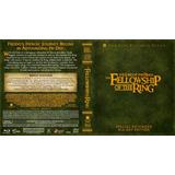 Trilogía Señor De Los Anillos Edición Especial Extendida Hd