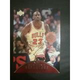 Tarjeta Upper Deck Michael Jordan