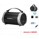 Argom Parlante Arg-sp-3124 Bazookabeats Bluetooth (sumcomcr)
