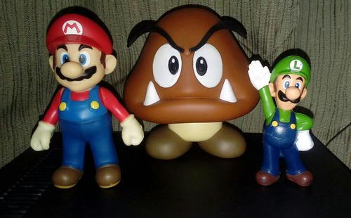 Figuras De Mario Bross