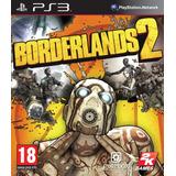 Borderlands 2 Para Ps3 Como Nuevo