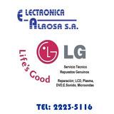 Centro De Servicio Especializado Lg-repuestos