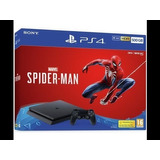 Play Station Ps4 Spiderman 500gb  Calcar