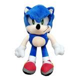 Sonic 40 Cm, Super Oferta Entrega Inmediata Gratis