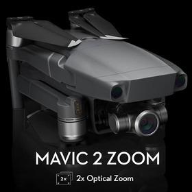 Dji Mavic 2 Zoom Distribuidor Autorizado Cuotas - Inteldeals