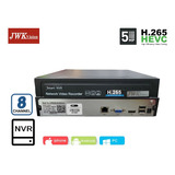 Nvr 8ch H.265/h.264+ 5mp Aeeye App Grabador Ipc Jwk Vison