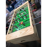 Futbolines Nuevos Madera Sólida