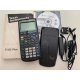Calculadora Texas Instruments Ti-83 Plus