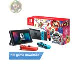 Consola Nintendo Switch Bundle Mario Party. Tienda Luigi