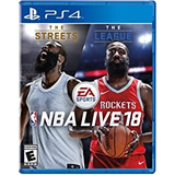 Nba  Live 18 Para Ps4, Nuevo Y Sellado! Con Regalia