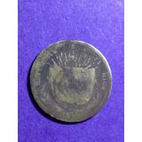 Moneda Antigua De Costa Rica Plata 10 Centavos 1875 Jmg
