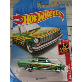 Hot Wheels 63' Chevy 2
