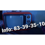 Tv, Toshiba ,  C395avintage, A Colores  Funciona, Del 79