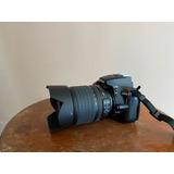 Camara Nikon D5500 Con Lente 18-105, Bateria Extra, Etc.