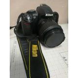 Camara Fotografica Digital Nikon D3100 Cod6117 Asch