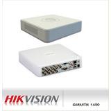 Hikvision Grabador Dvr 8 Canales Ds-7108hghi-f1( Sumcomcr)
