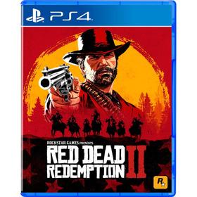 Red Dead Redemption 2 Ps4 Nuevo Sellado Tienda Gamers *_*