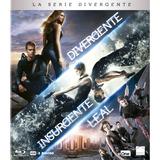 Divergente Colección Películas