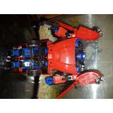 Transformer Optimus Prime Alternators