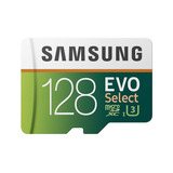 Microsd 128gb Samsung Evo Plus U3 4k Garantia 2 Años